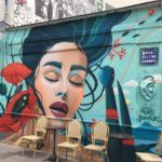 L'amore sui muri: Parigi e la street art del tredicesimo arrondissement