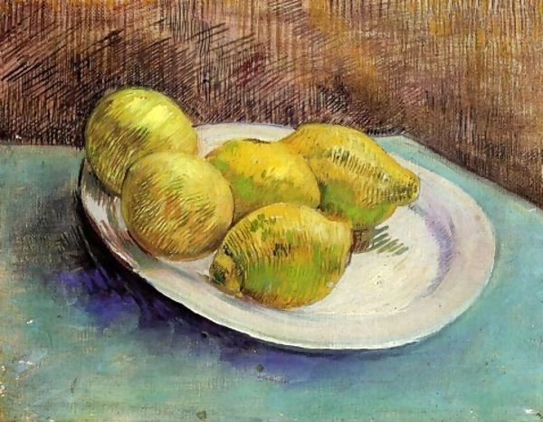 Limoni Van Gogh
