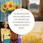Giallo Van Gogh, un omaggio alla vita!