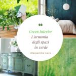 Green Interior: l'armonia degli spazi in verde