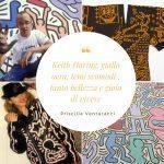 Keith Haring, giallo ocra e gioia di vivere