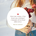 Rosso come Tiziano, e il tuo brand come si distingue? L'immagine del tuo brand riflette chi sei.